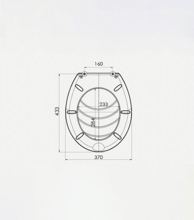 Line Klozet Kapağı / Lüxwares